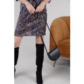 Sac besace demi lune soldes hiver 2021
