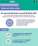 Soldes hiver 2021: 20 janvier 2021